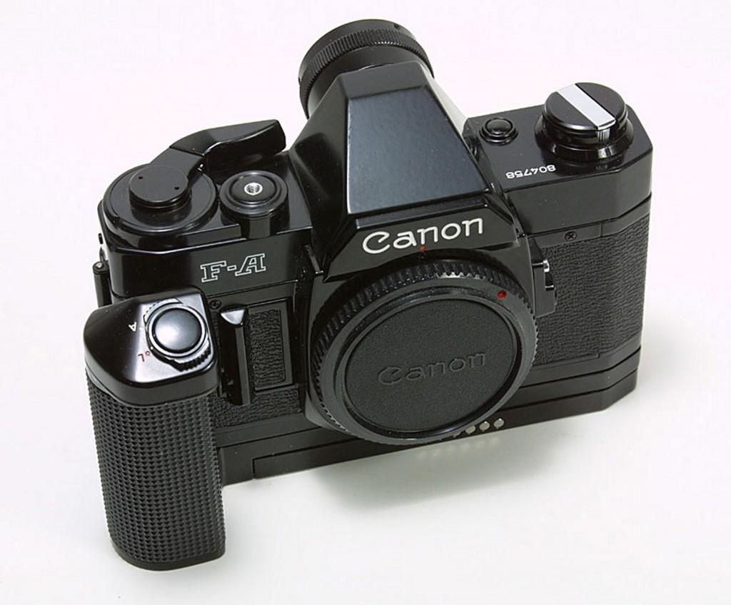 canon FA