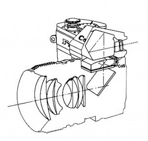 schéma mesure lumière F-1