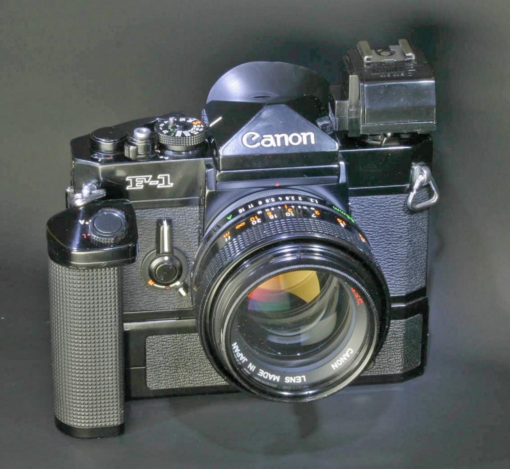 CANON WINDER F_4.01