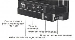 moteur entrainement AE FN