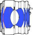 50mmf12 L lensoptic