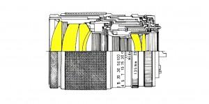 FD 135 mm.2,5