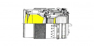FD 135 mm.3,5