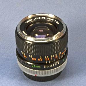 FD 24mm.2,8.2