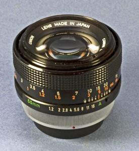 FD 55mmf1,2.2