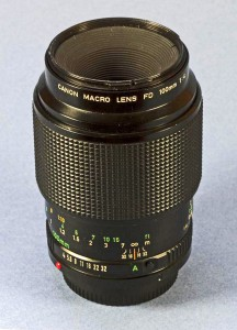 FD100 mm macro