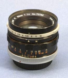 FL50mmf1,4