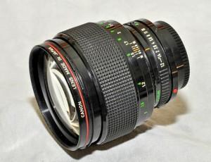 canon fd 85mm serie L-1